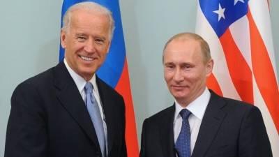 Представители Белого дома раскрыли расписание встречи Путина и Байдена