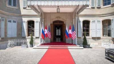 Стало известно время встречи Путина и Байдена в Женеве
