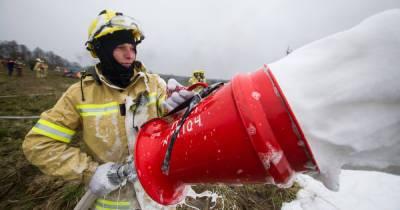 В Черняховском районе пожарные спасли от огня жилой дом