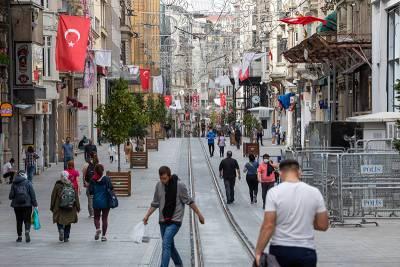 Российские эксперты оценят ситуацию с COVID-19 в Турции