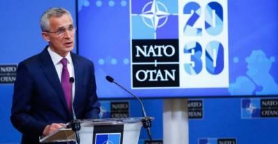 """Генсек НАТО потребовал от Украины """"большего"""" для вступления в альянс"""