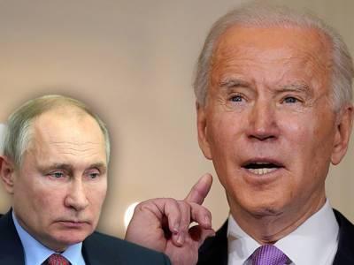 В Белом доме назвали время встречи Путина и Байдена (фото)