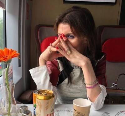 «Год с разрезанным лицом»: экс-жена Аршавина выложила последнее фото