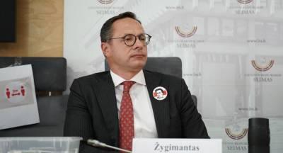 Глава КИД Ж. Павилёнис: я не навредил интересам Литвы