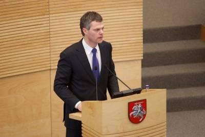Глава ДГБ Литвы: с ростом миграции растет риск попадания террористов и агентов КГБ (СМИ)