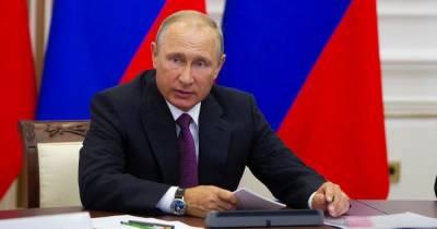 Путин в среду встретится с Байденом в Женеве и обсудит двусторонние отношения и ситуацию в мире