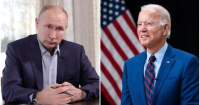 Президент Латвии посоветовал Байдену проявить жесткую позицию во время встречи с Путиным