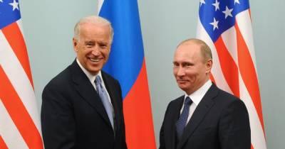 Зеленский поделился своими опасениями из-за встречи Байдена с Путиным