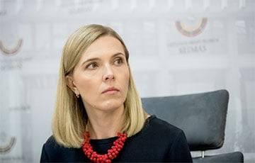 Глава МВД Литвы обратилась в Генпрокуратуру по поводу незаконного провоза людей из Беларуси