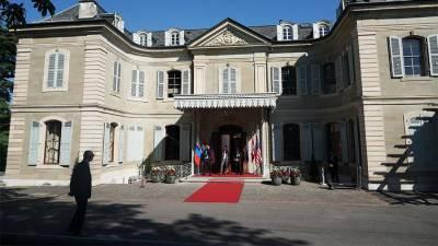 Путин и Байден начали переговоры в узком составе в Женеве