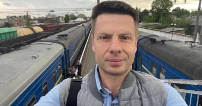 Гончаренко надеется, что после встречи Байдена с Путиным сгорит Кремль: вспомнил рок-классику