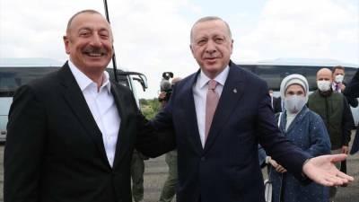 Военкор Коц: Подписанная Эрдоганом и Алиевым «Шушинская декларация» может стать угрозой для РФ