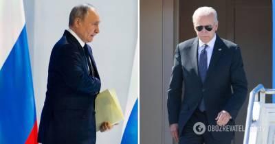 Где смотреть саммит Байдена и Путина – онлайн видео трансляция встречи в Женеве