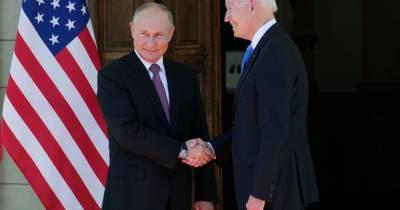 Предматчевый состав. С чем Байден и Путин приехали на саммит в Женеву