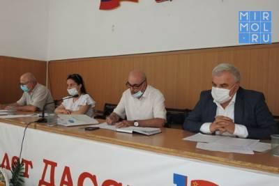 Село Урахи Сергокалинского района будет закрыто на карантин из большого количества случаев заболеваемости коронавирусом