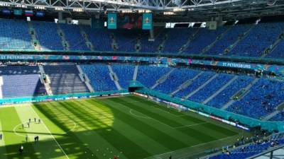 Объявлены стартовые составы на матч Евро-2020 между Россией и Финляндией