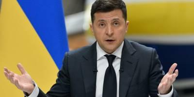 Зеленский понадеялся на безрезультатность встречи Путина с Байденом