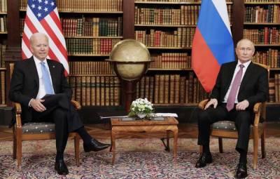 Путин проявил «швейцарскую точность» на саммите в Женеве (ФОТО)