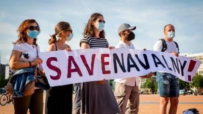 В Женеве прошли акции протеста перед прибытием Путина