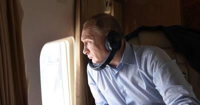 Путин прибыл в Женеву на переговоры с Байденом. Видео