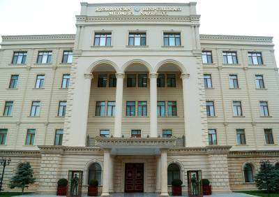 Минобороны Азербайджана объявило прием на курс подготовки сверхсрочников