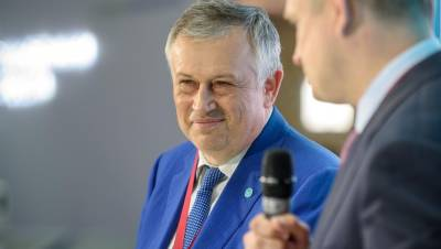 Дрозденко открестился от принудительной вакцинации в Ленобласти