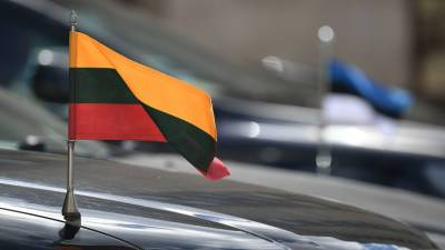 МИД Литвы вызвал российского дипломата из-за «нарушения» воздушного пространства