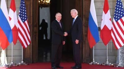 В МИД России высказались об ожидаемых итогах саммита Байдена и Путина