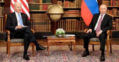 """""""Великие державы"""": стали известны первые детали разговора Байдена и Путина (видео)"""