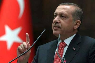 Эрдоган заявил о готовности оказать поддержку Азербайджану