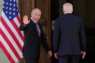 Уверенный Путин и Байден со шпаргалкой: эксперт прокомментировала начало саммита Россия – США