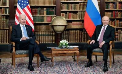 Байден-Путин: первая встреча под высоким напряжением (Le Figaro, Франция)