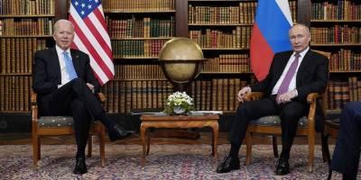 В Конгрессе США опасаются, что Путин уговорит Байдена вернуть Аляску