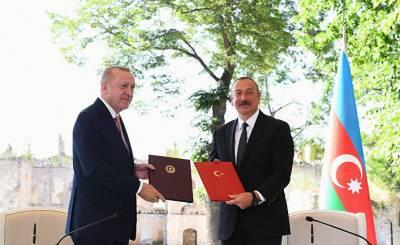 Sabah (Турция): Шушинская декларация о союзничестве — исторический шаг