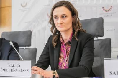 Добивающиеся отставки Ж. Павилёниса поддаются провокации – спикер сейма Литвы