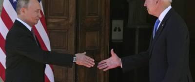 В Женеве начался саммит Байдена и Путина