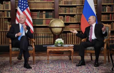 Саммит Путина и Байдена продолжается уже более 3 часов
