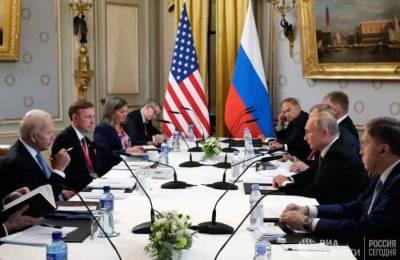 Саммит Россия – США: расширенные переговоры завершились