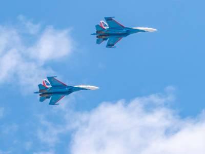 Российские самолеты вторглись в воздушное пространство Эстонии