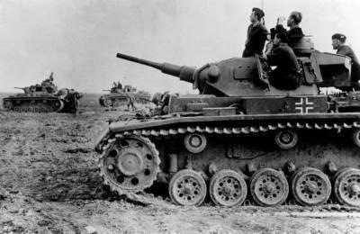 История белого креста на немецкой военной технике » Тут гонева НЕТ!