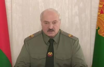 Лукашенко назвал главного своего врага, подталкивающего белорусов «к предательству» (ВИДЕО)
