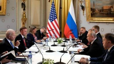 Делегаты из США рассказали, к каким договоренностям должны прийти Байден и Путин
