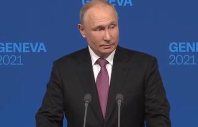 Путин: Россия и США договорились вернуть послов