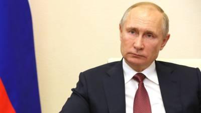 Путин назвал переговоры с Байденом конструктивными