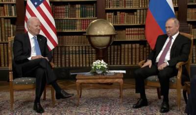 Владимир Путин и Джо Байден договорились о возвращении послов