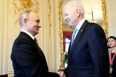 Путин заявил, что Байден объяснил свои слова об «убийце»