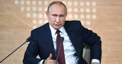 """Байден мне позвонил и объяснился после того, как назвал меня """"убийцей"""", - Путин (видео)"""