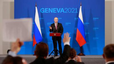 Путин заявил, что США потеряли от экономических ограничений больше России