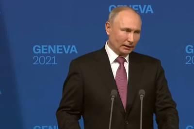 Путин объяснил поставку США аппаратов ИВЛ из России