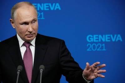 Путин назвал единственное обязательство России по Украине